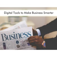 4 Digital Tools to Make Your Business Smarter