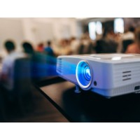 Projector or Smart TV: Which one's better for your school and office