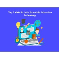 Top 9 Make In India Brands for Education Technology and Smart Classroom