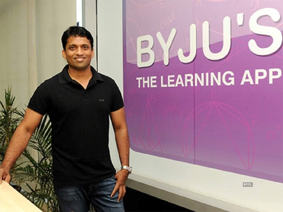 Byju make in india brands