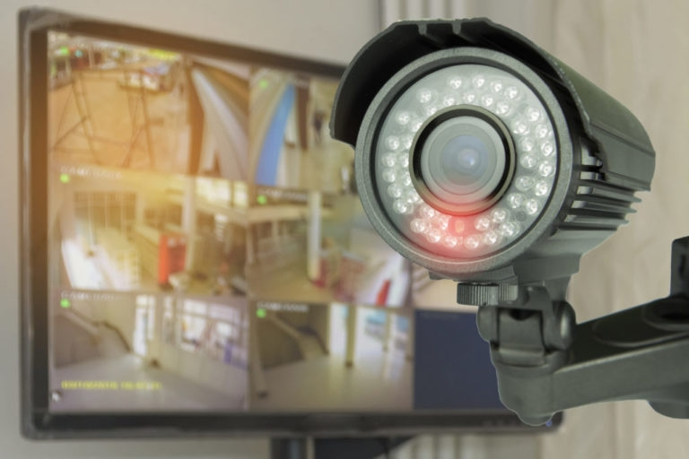 indoor and outdoor CCTV camera