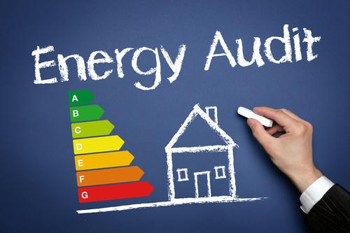 energy audit to cut down power bills at office