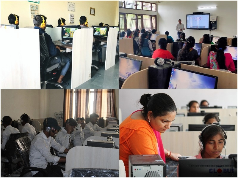 Globus infocom smart classroom