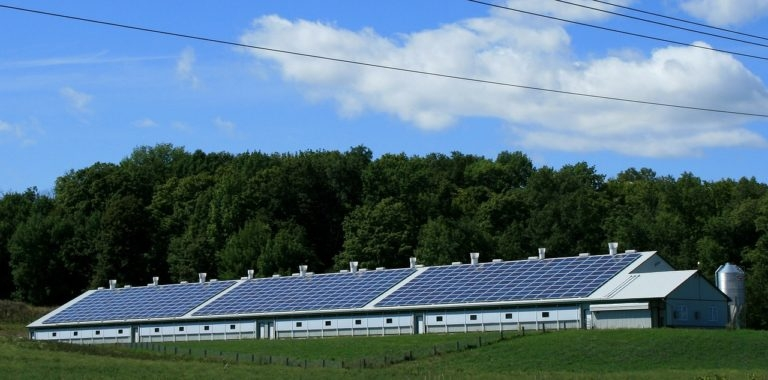 install solar panels to save energy