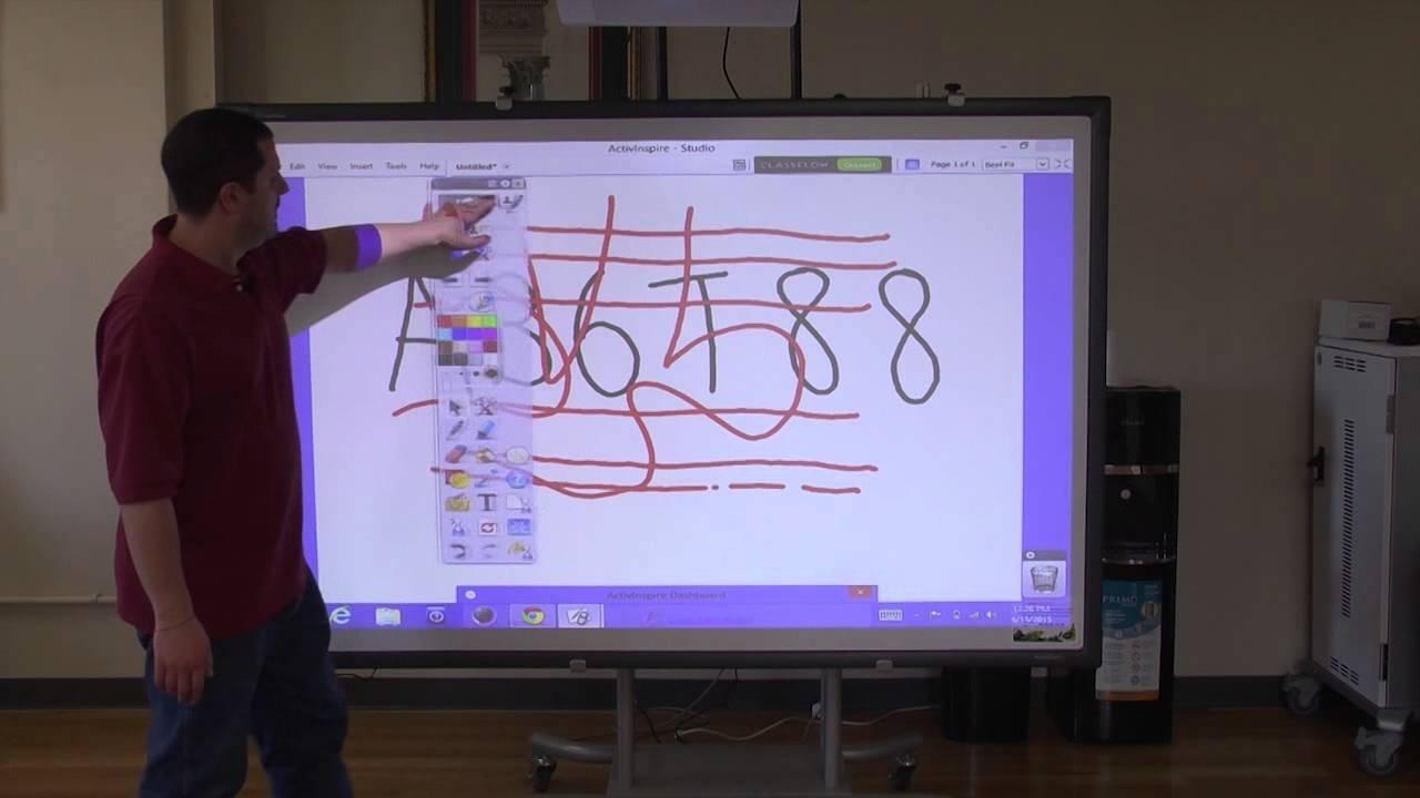 Touchboard Smart Whiteboard