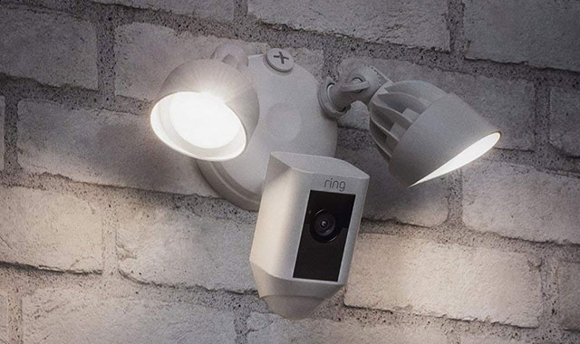 motion sensor lights to reduce power bills at office