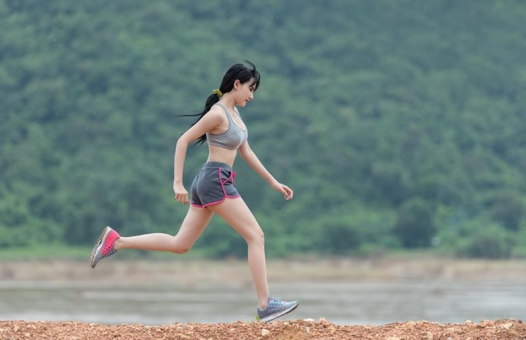 running health benefits for weight gain
